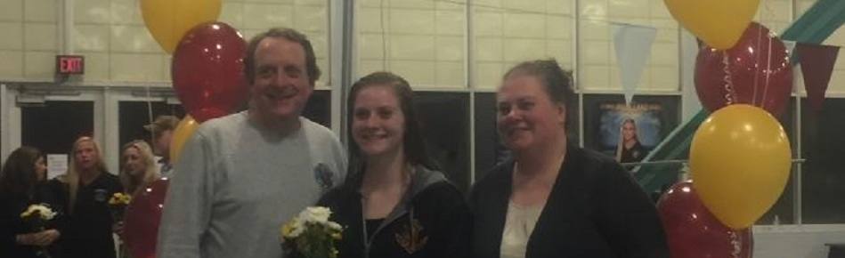 Swimming Sr. Night