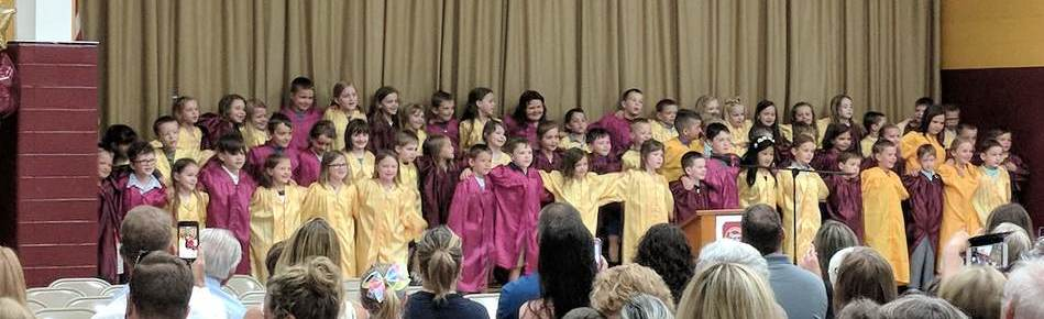 Redwood's Kindergarten Graduation