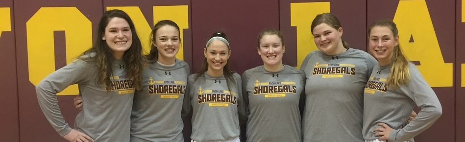 Girls Basketball Sr. Night